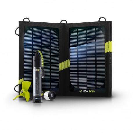 Switch 10 Solar Recharging Kit (Micro USB)